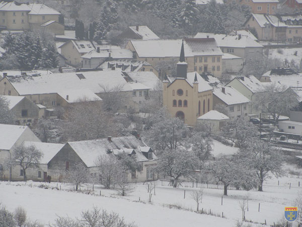 Gondorf am Winter
