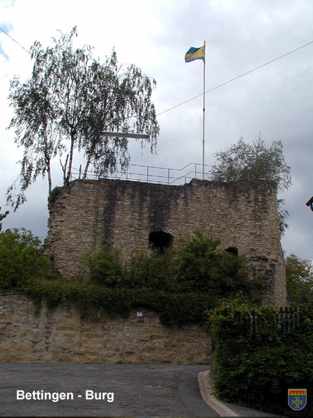 Burg Bettingen