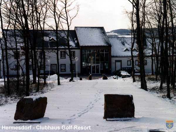 Clubhaus Golf-Resort Wißmannsdorf